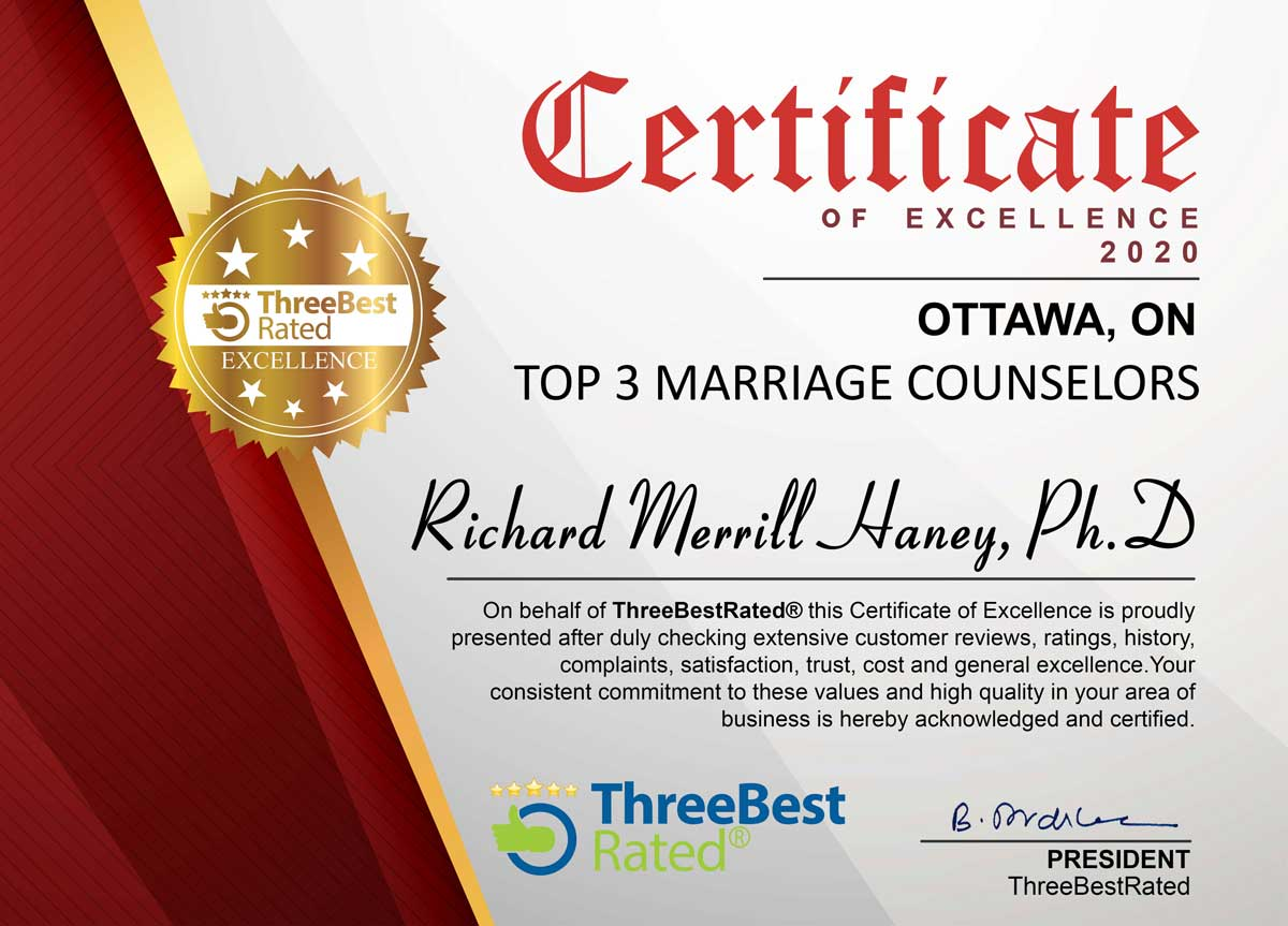 Best Marriage counselors in Ottawa